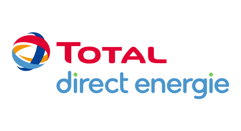 Logo Total Direct Energie - Ad