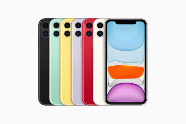 Apple iPhone 11 - Blog