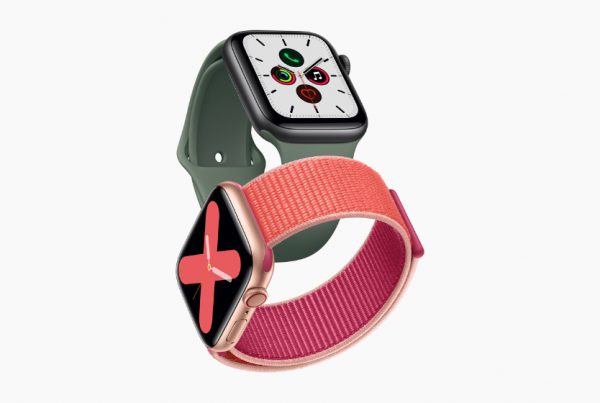 Apple Watch Series 5 - Blog
