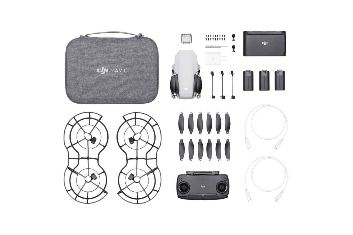DJI Mavic Mini - Fly More Kit