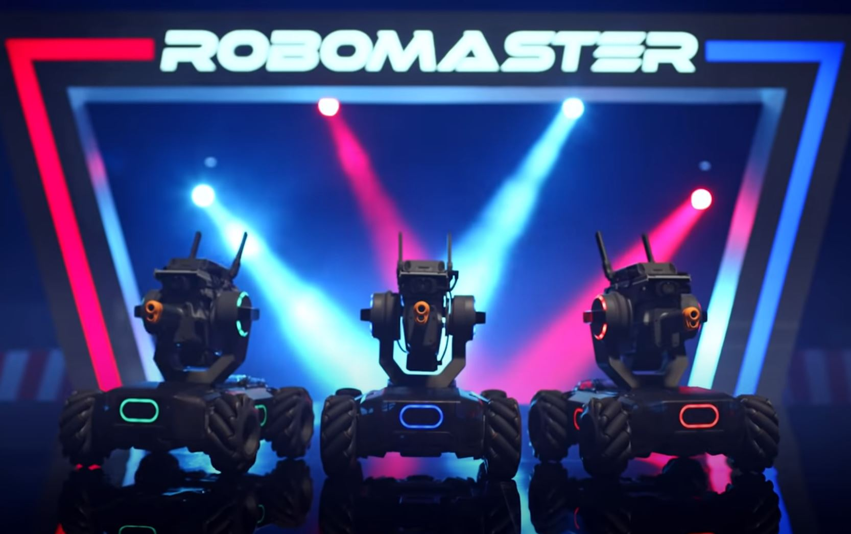 DJI RoboMaster S1 - Trio