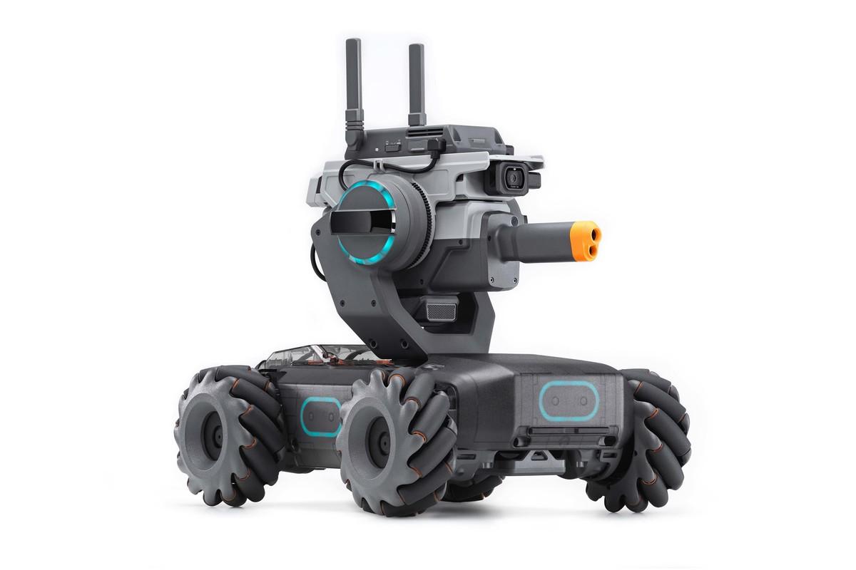 DJI Robomaster S1 - Vue Avant