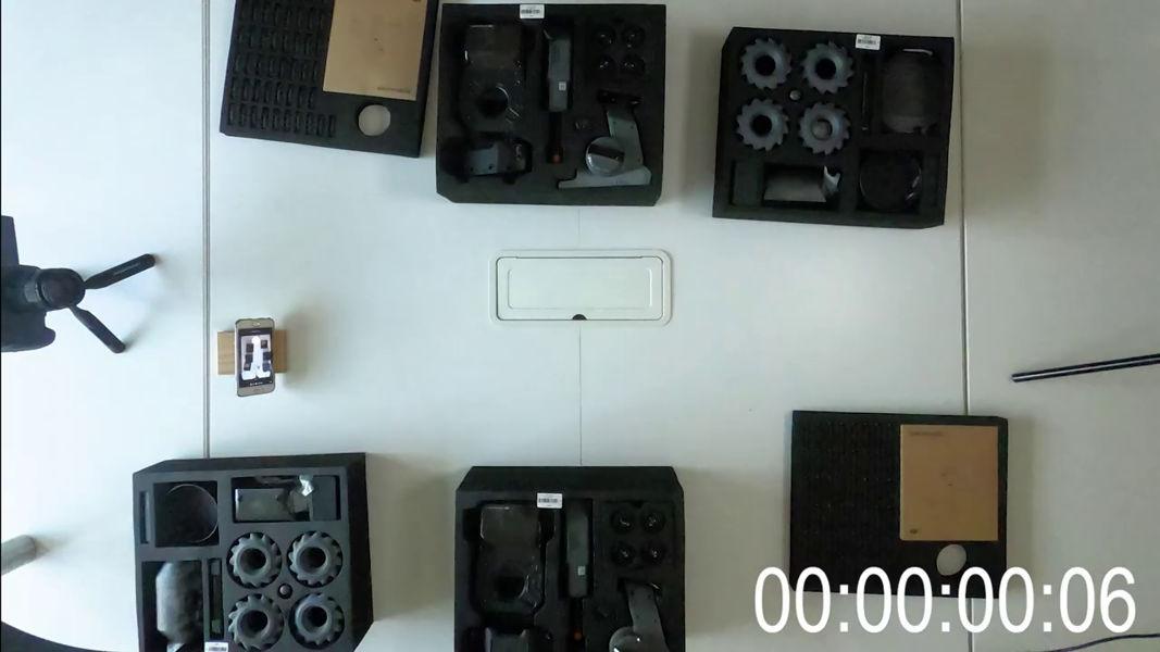 DJI Robomaster S1 - Assemblage