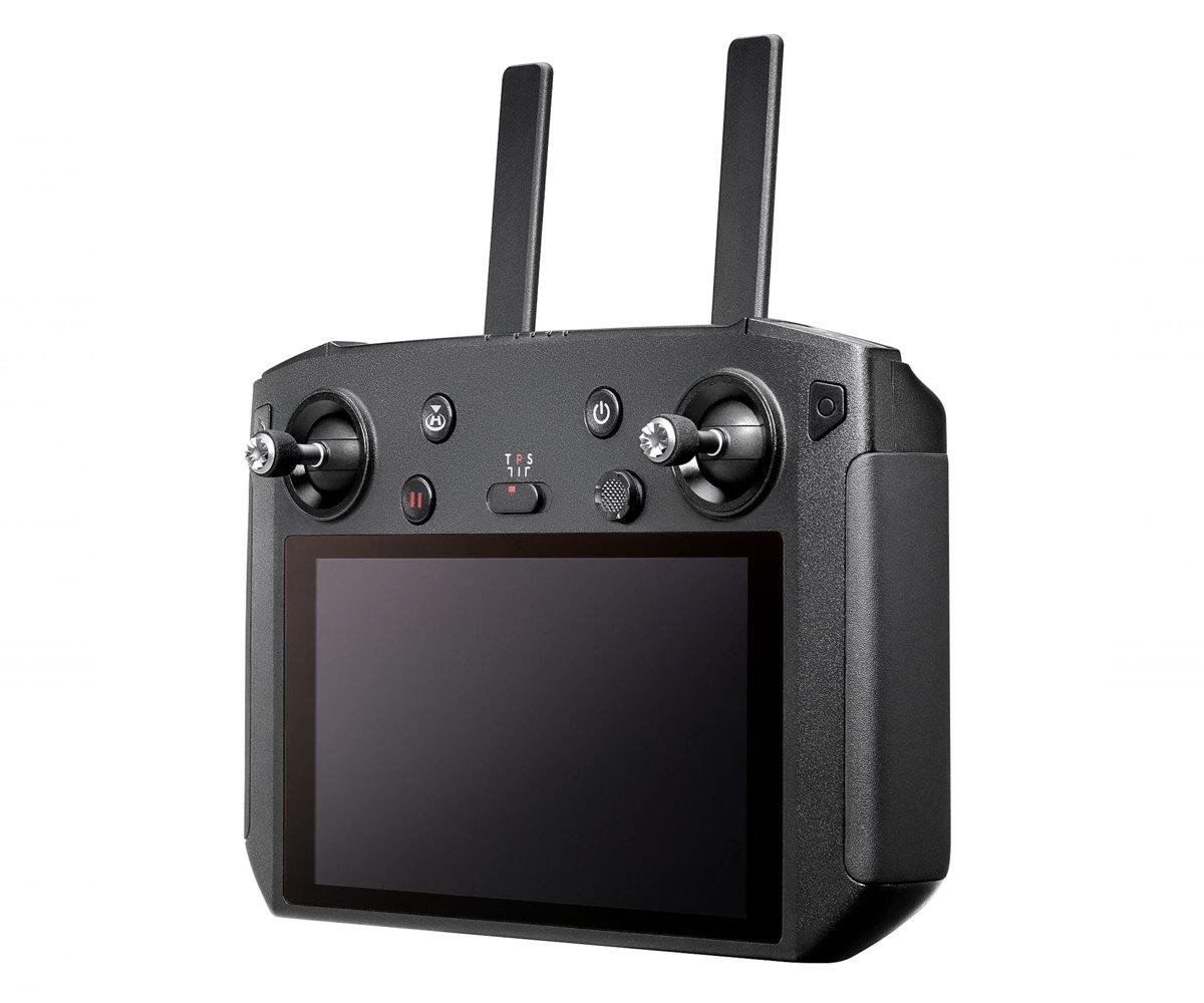 DJI Smart Controller - Vue Trois-Quart