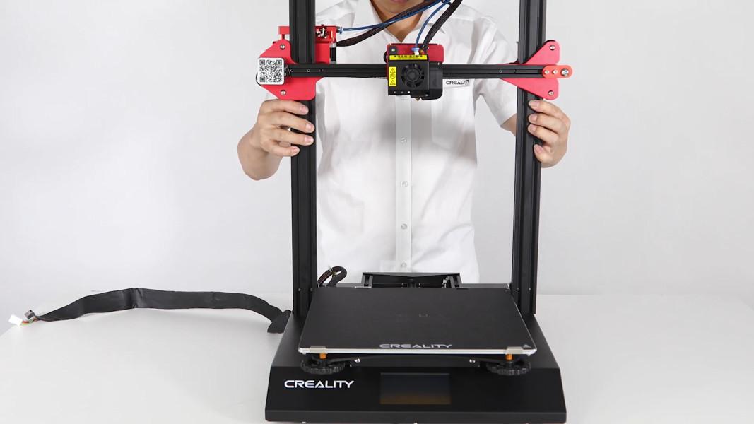 Creality CR 10s Pro V2 - Unboxing
